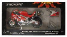 Minichamps Valentino Rossi 1/12 Honda Vtr1000 Cabin 8h Suzuka 2001