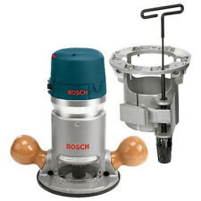 Bosch 2-1/4 HP Fixed-Base Electronic Router Kit 1617EVSTB New