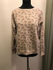 Cath Kidston Floral Rose Motif Pull Taille S
