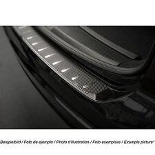 Ladekantenschutz für Opel Zafira C Tourer P12 2012-2016 Edelstahl Carbonfolie