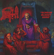 DEATH Scream Bloody Gore LP Limited Edition Ristampa 2020 NUOVO .cp
