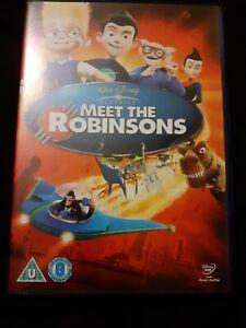Walt Disney Meet The Robinsons dvd
