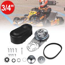 """3/4"""" Go Kart Drehmomentwandler Kupplung 30 Serie Kupplungssatz für ATV Karting @"""