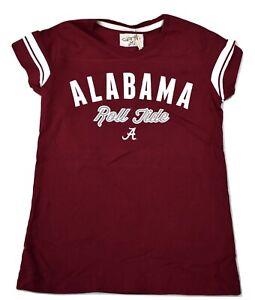 Garb Youth Girls Alabama Crimson Tide Roll Tide Shirt NWT M