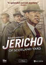 Jericho of Scotland Yard: Season 1 New DVD! Ships Fast!