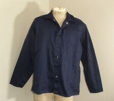 Mens Tillman Proban Fr Navy Fire Flame Resistant Long Sleeve Jacket Shirt Xl