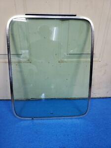 Chevy G10 G20 G30 hippie Van GMC Vandura side Pop Out replacement Window