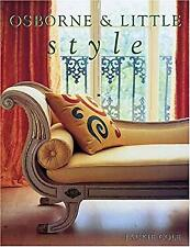 Osborne and Little Style : Decorating Themes and Combinations by Cole, Jackie