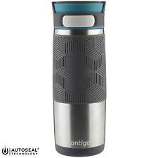 Contigo Transit AutoSeal Thermal Travel Coffee Mug Leakproof, Biscal Bay - 470ml