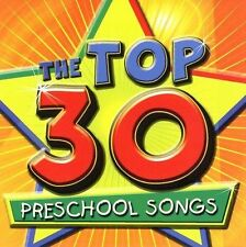 FREE US SHIP. on ANY 2 CDs! NEW CD Wiseman, Wendy: Top 30 Preschool Songs