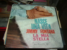 "JIMMY FONTANA SANREMO'67 "" NASCE UNA VITA "" ITALY"