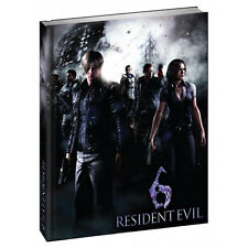 Resident Evil 6 Limited Edition Hardcover Official Strategy Guide/2012 BradyGame