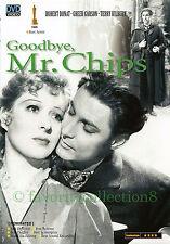 Goodbye, Mr.Chips (1939) - Robert Donat, Greer Garson - DVD NEW