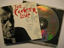 "JOE COCKER ""LIVE"" - CD"