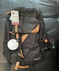 SwissTech La Tzoumaz School Backpack w/Protective Laptop Compartment, Black
