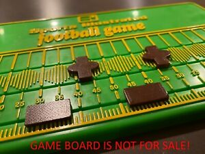 Bowl Bound Sports Illustrated 1973 College Football Game Pieces (no game board)