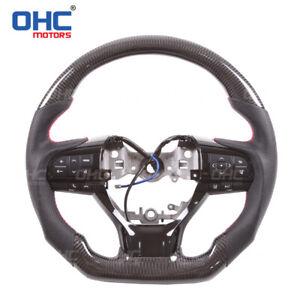 For 2015-2017 Lexus ES GS RX LX570 Carbon Fiber Steering Wheel