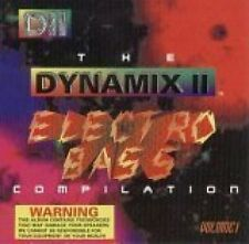Dynamix II Electrobass Compilation Dynamix II, Activate, Cybernet Systems.. [CD]