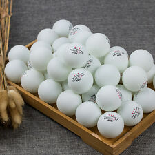 200pcs 3-Star 40mm Olympic Table Tennis Ball Ping pong Balls white free shipping