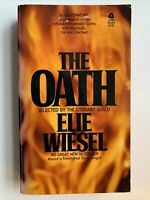 The Oath by Elie Wiesel, 1st Avon Edition / 1st Printing, September 1974