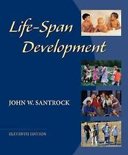 Life-Span Development by John W. Santrock (2008, CD-ROM / Paperback, Revised)