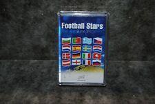 (C31) futera jeu de carte football stars 2004 beckham zidane gerrad rooney