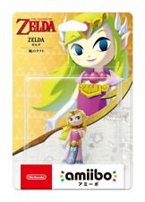 The Legend of Zelda Toon Zelda Amiibo Region Free Japanese Version Wind Waker