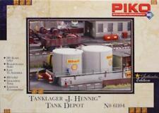 "Piko 61104 H0 - Tanklager "" J. Hennig "" NEU & OvP"