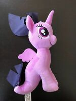 Hasbro My Little Pony The Movie Princess Twilight Sparkle Plush Purple New