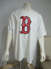 Boston Red Sox MLB Baseball New Era Mens Shirt 4XL