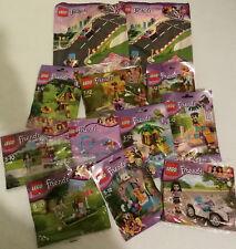 LEGO® Friends 30103 30203 30396 30404 41017 41018, -19, -23, -42 5002112 5005238