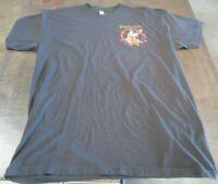 ROBERT PLANT Band of Joy XL t-shirt LED ZEPPELIN rock tour 2011 rare old + CD