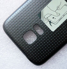 Black Back Battery Door Housing Cover Case For Samsung Galaxy S5 Mini / SM-G800F