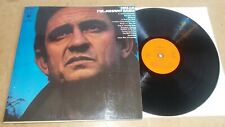 JOHNNY CASH : HELLO I'M JOHNNY CASH - HOLLAND LP GATEFOLD 1970 - CBS S 63796