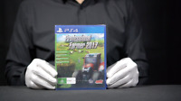 Professional Farmer 2017 PS4 AUS NEW SEALED - 'The Masked Man'