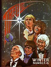 "Doctor Who Fanzine ""Time Log  Winter Number 6"" Gen"