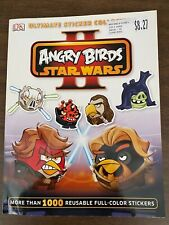 Angry Birds Star Wars II - Ultimate Sticker Collections by Dorling Kindersley...