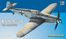 Eduard Weekend Edition 1:48 Scale - BF109G-10 Mtt. Regensburg Model Kit 84168