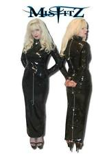 Misfitz pvc padlock lockable hobble dress. Sizes 8-32 or made to measure TV CD