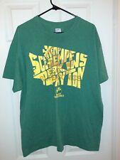 Vintage, Majestic, NBA Hardwood Classic, Seattle Supersonics, Shirt, Size XL