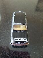Majorette vintage No 234 Simca 1100 Ti Police 1/60 scale Made in france
