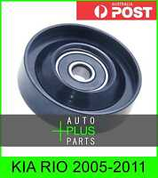 Fits KIA RIO Idler Tensioner Drive Belt Bearing Pulley