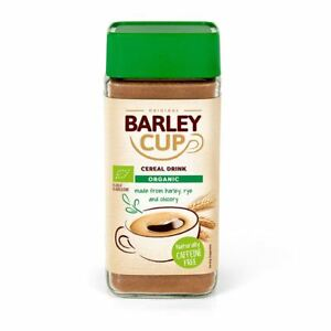 Barleycup Organic Instant Grain Coffee Cereal Drink 100g