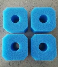 4 x Spa Hot Tub Filters Washable Fits lazy Intex S1 V1 Type Bio Foam UK