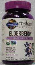 Garden of Life Elderberry Immune Gummy Dietary Supplement - 120 Gummys