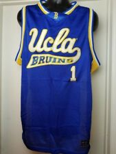 UCLA Bruins Basketball Sewn #1 Jersey By COD XL RARE Collegiate Licensed Product