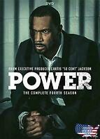 Power Complete season 4 Four 4th TV SERIES New