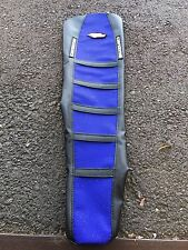Motoseat Gripper Ribbed Seat Cover Suzuki RM125 RM 250 2001 - 09 FMF OAKLEY Thor