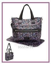 Marc Jacobs Garden Paisley Printed Nylon Baby Diaper Bag W/Changing Pad Nwt $320