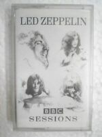 LED ZEPPELIN BBC SESSIONS RARE CASSETTE INDIA JAN 1998